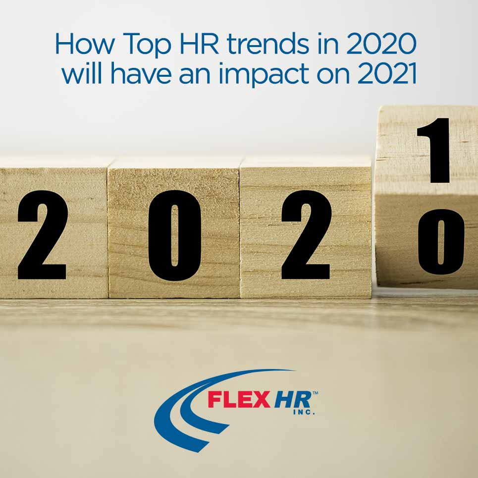 How Top HR Trends 2020 impact 2021 Human Resources