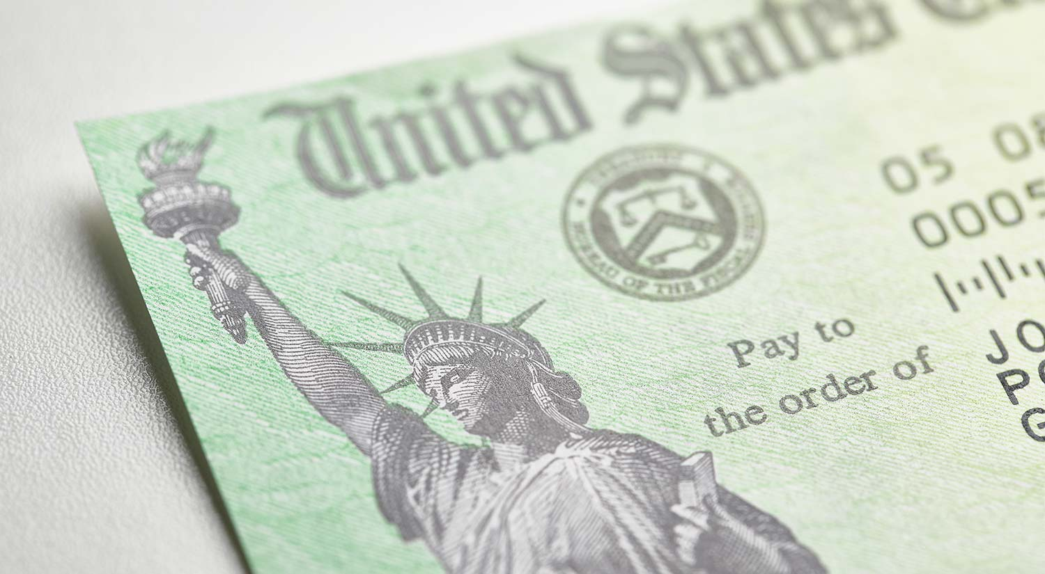 Federal Cares Act Stimulus Payments