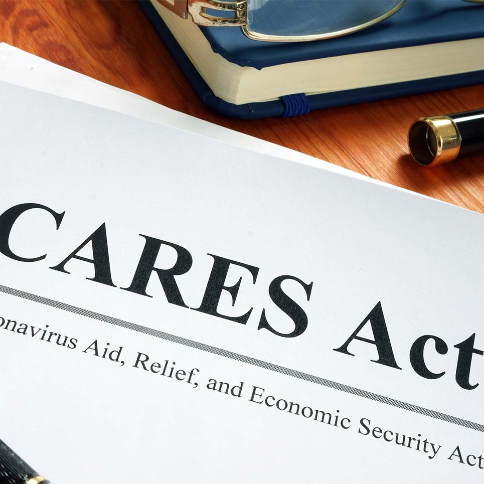 Cares Act Stimulus Payment