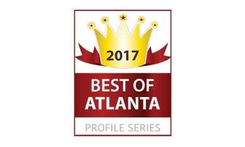 best of Atlanta profile series logo