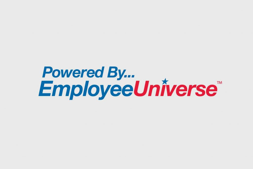 HR outsourcing powered by EmployeeUniverse logo