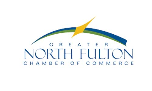Greater North Fulton Chamber Commerce logo