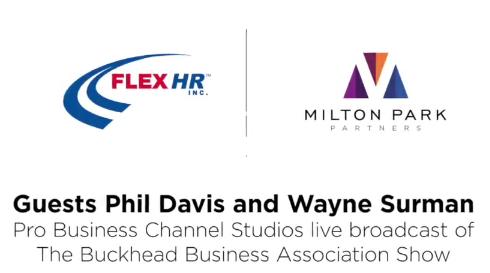 buckhead business logos