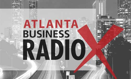 Atlanta Business Radio X Logo