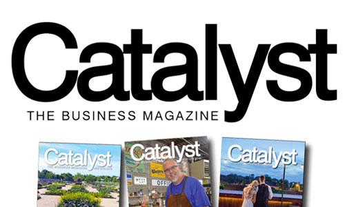 Catalyst Business Magazine Logo