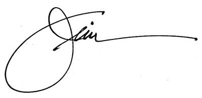 Jim Cichanski signature