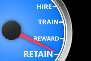 Hire, train, reward, retain employee job satisfaction and employee retention services