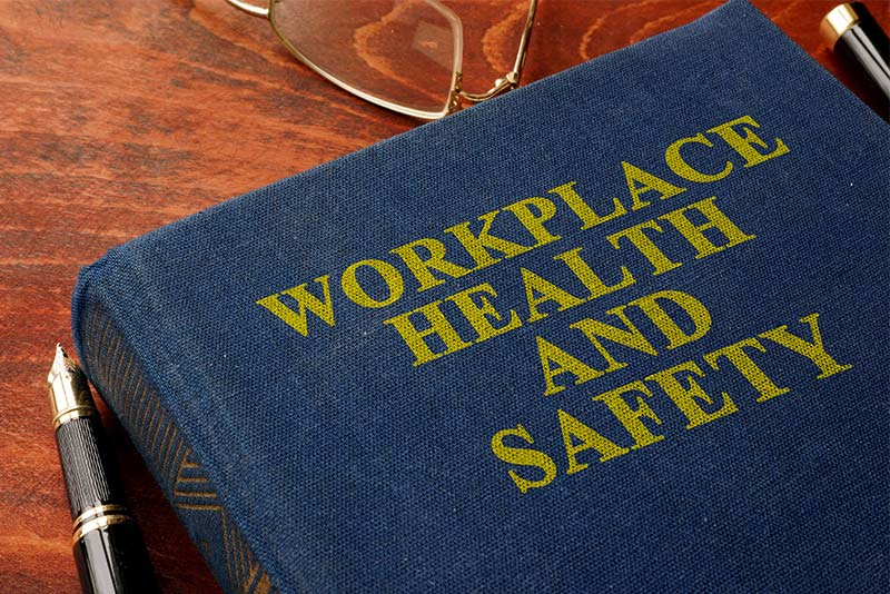 Workplace violence and safety HR policy book