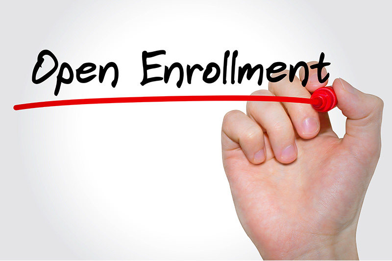 Open enrollment in Atlanta Georgia 2020