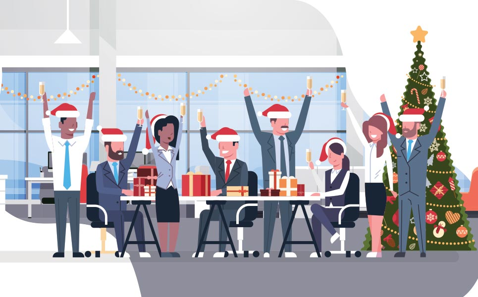 HR Advice Holiday Office Party