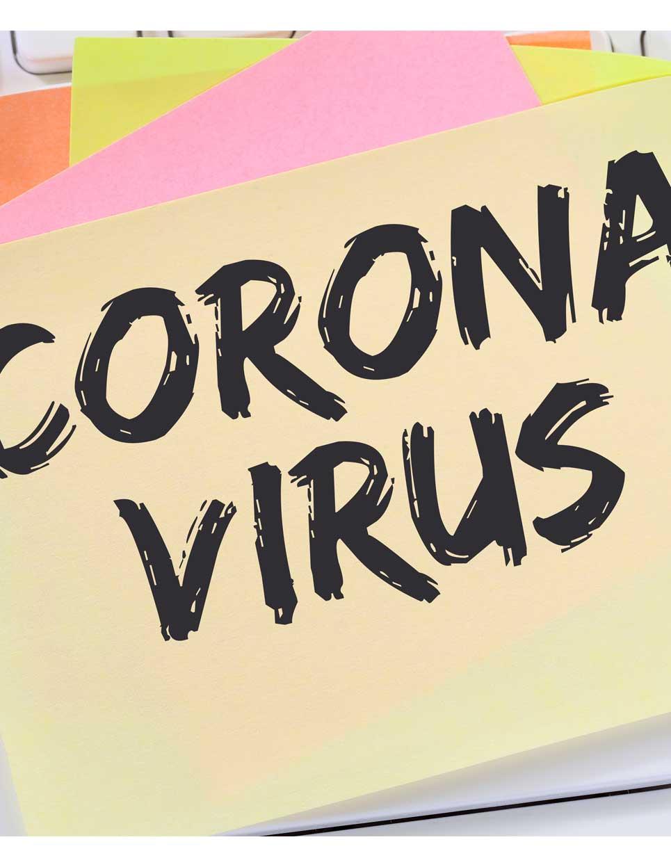 Coronavirus HR Business Guidelines
