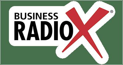 Business Radio X Logo Atlanta