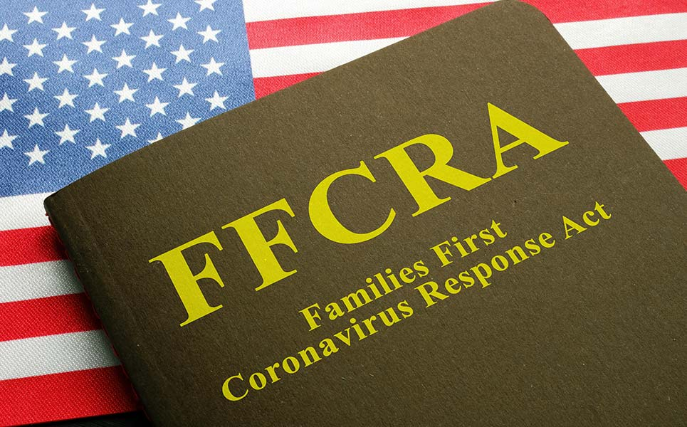 FFCRA Families First Coronavirus Response Act Regulations