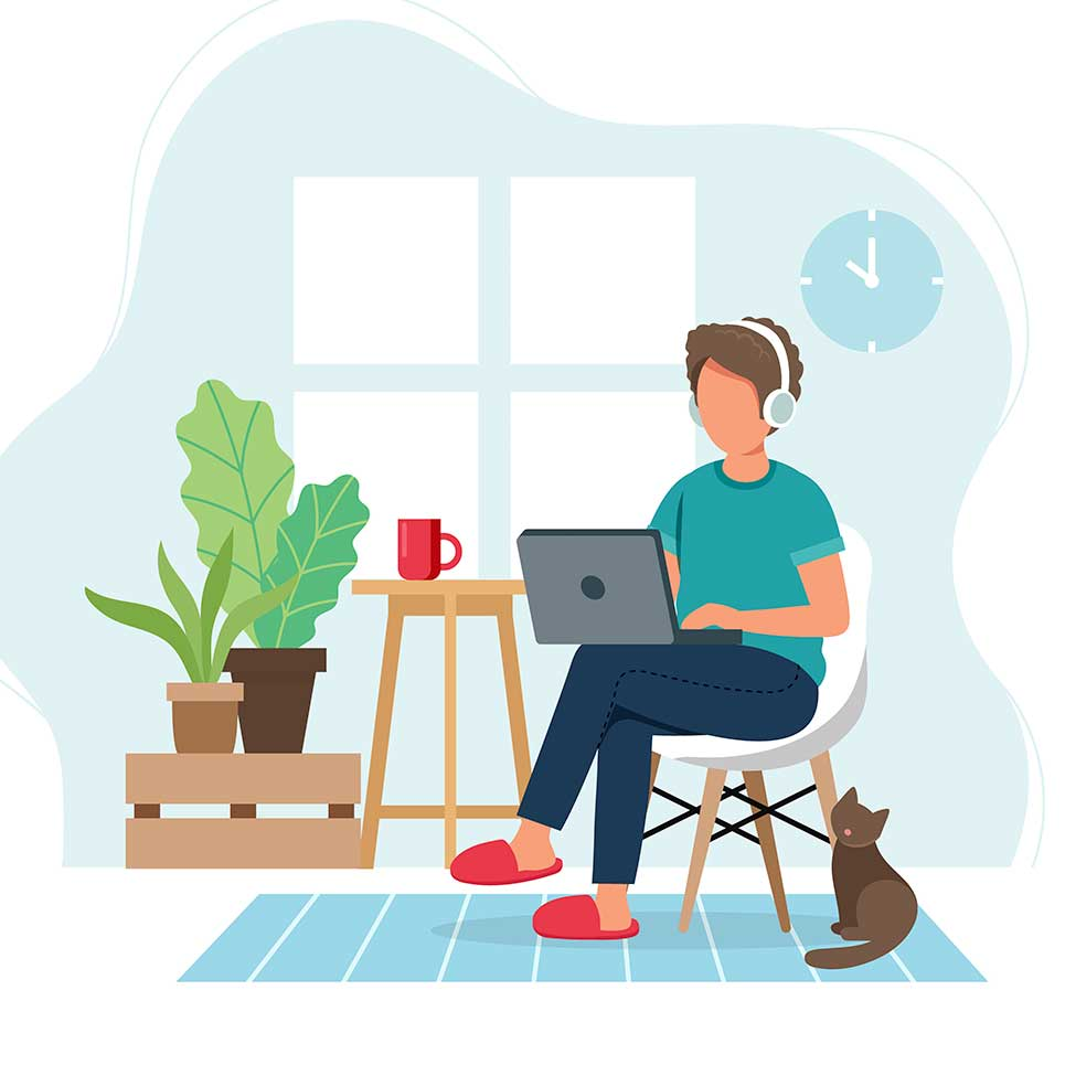 Keeping Employees Engaged Work From Home