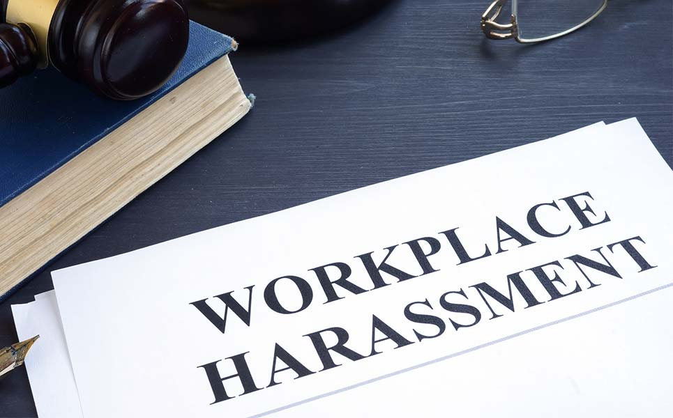 Workplace Harassment Document