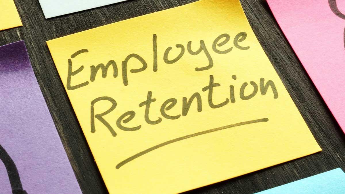 HR Company Employee Retention